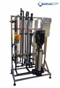 demineralizator wody